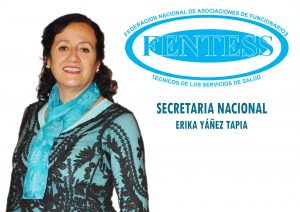 Erika Yánez Tapia - Secretaria