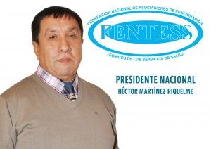 Héctor Martínez - Presidente Nacional