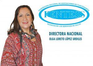 Olga López - Directora