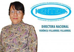 Verónica Villarroel - Directora